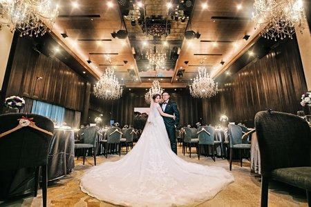 【證婚晚宴】萊特薇廷婚宴會館|婚禮紀錄