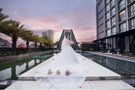 【迎娶午宴】芙洛麗大飯店|婚禮紀錄