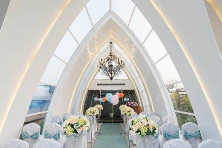 頂樓水晶教堂
