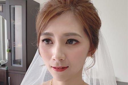 姿瑩結婚迎娶