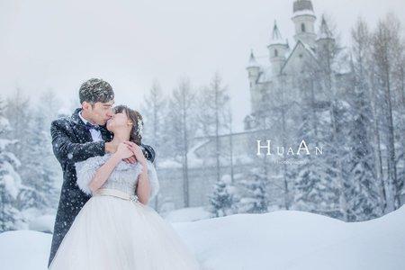 婚紗攝影  -  北海道  -