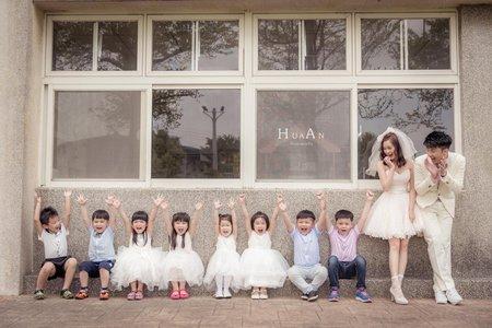 婚紗攝影 -自然清新-