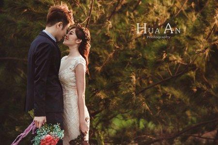 婚紗攝影 -逆光婚紗-