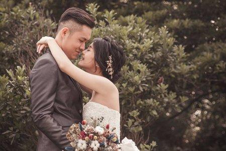 婚紗攝影  -自然感 小清新-