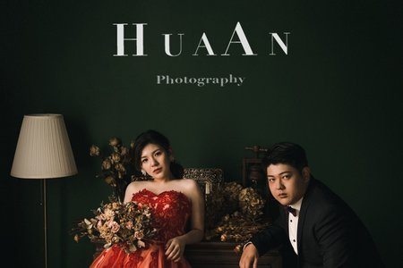 Huaan 婚紗攝製