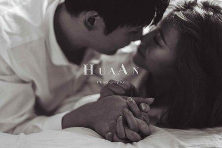 【 Hua An | 婚紗攝影 】