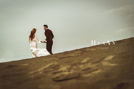 婚紗攝製  Huaan