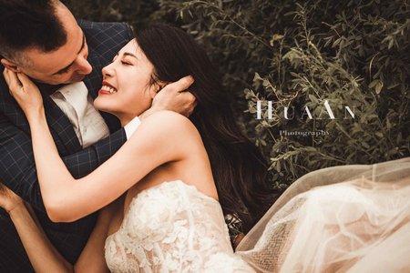 【Hua An  |  婚紗攝影   】