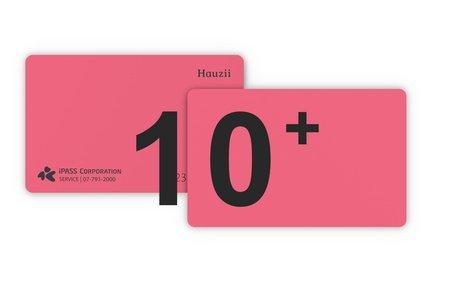 風格彩卡10件套組