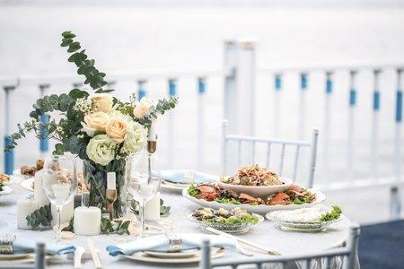華麗桌席婚禮方案