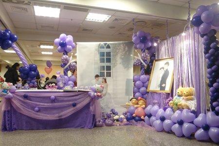 紫色風暴 浪漫紫