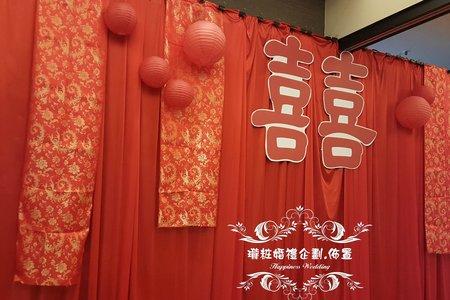 苗栗東北角大廳結婚午宴