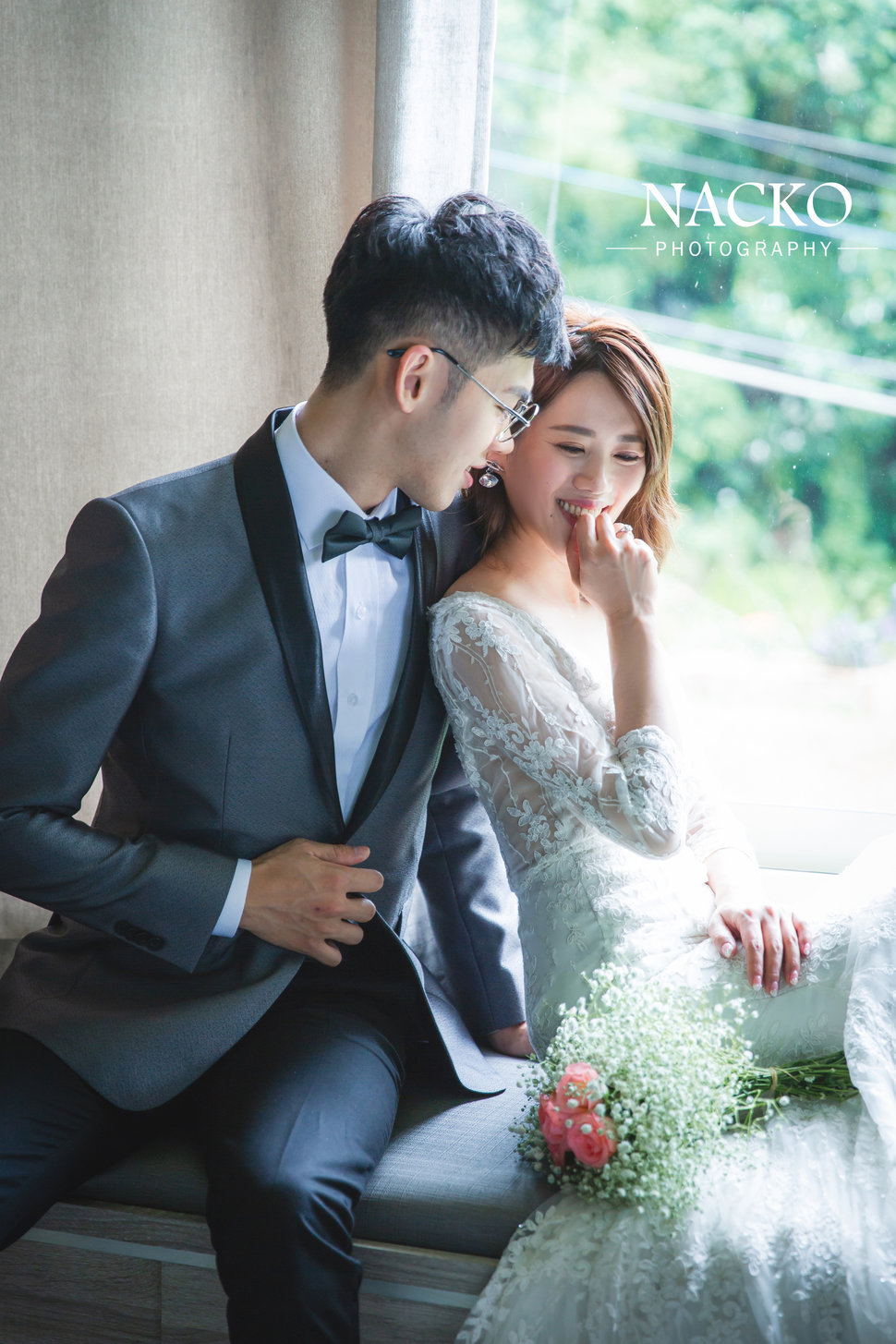 CHIN6105SS - Nacko photography《結婚吧》