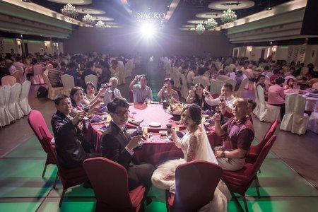 『婚禮紀實』頭份東北角宴會