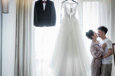 芙洛麗 wedding day (麗麗)
