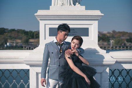 『婚紗攝製』奇美