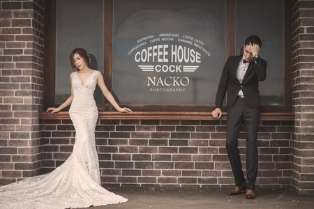 『婚紗攝製』