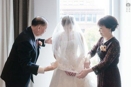 Jeff & Claire@台北寒舍艾美酒店