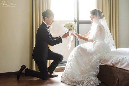 [雲林北港婚攝] Esky❤Strawberry@北港青松餐廳