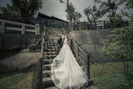 小潘&喬喬 自主婚紗