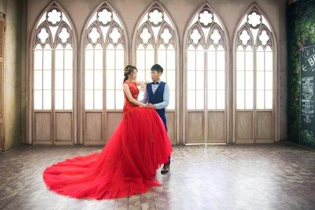 艾艾&艾佳 自助婚紗