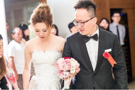 國峰&婕妤 大喜