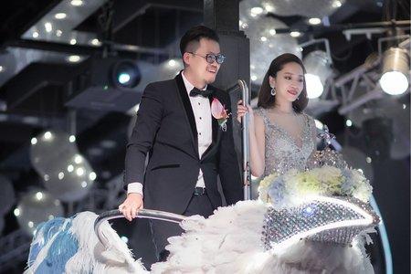嘉裕&雅雯 宴客側拍