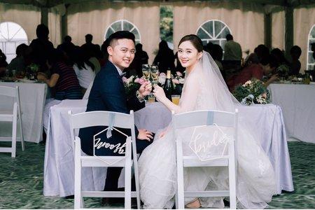 雲水戶外婚禮/Angra 拍攝
