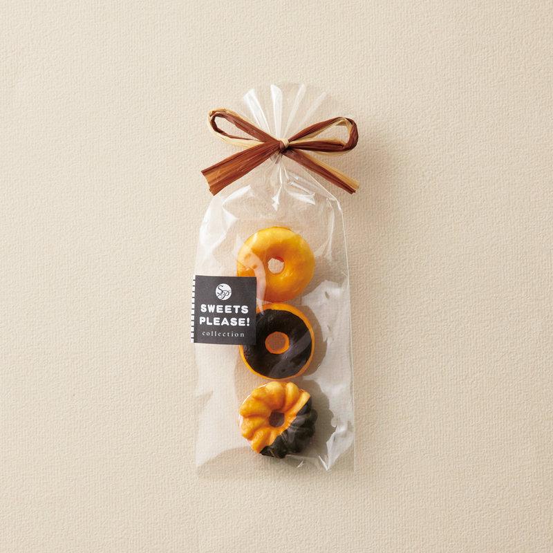甜甜圈磁鐵 (1袋3入) NT$40