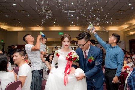 昱文&雅琇 婚禮記錄