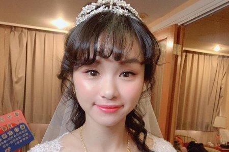 年輕10歲的新娘