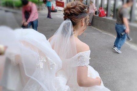 我非常甜美的新娘