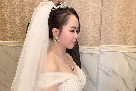高級臉新娘 好韓唷😍