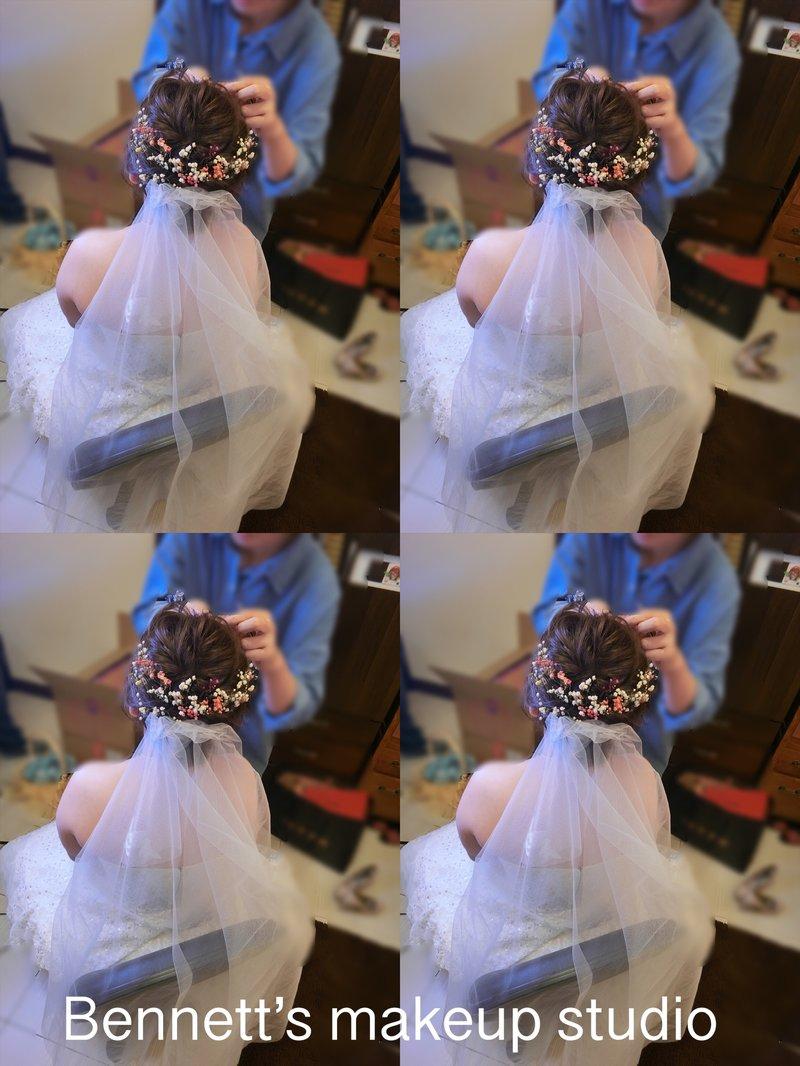 婚宴造型作品