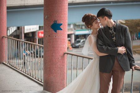 『自助婚紗』
