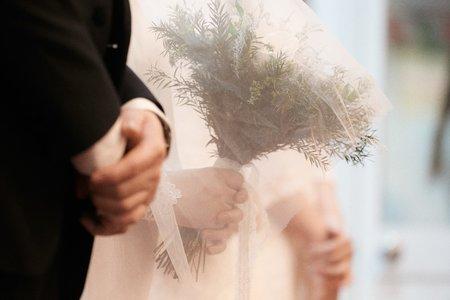 平面婚攝-迎娶闖關和教會儀式