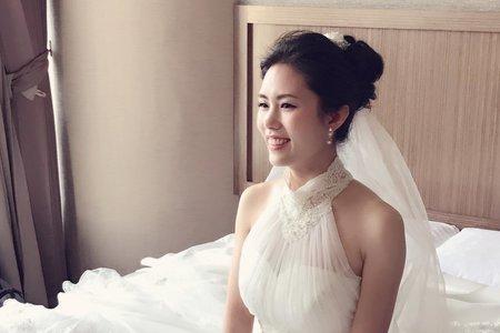 曉菲結婚現場