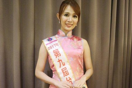 台灣小姐大賽現場