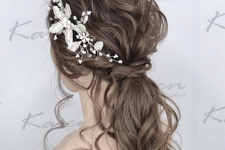 Elite新娘婚紗造型