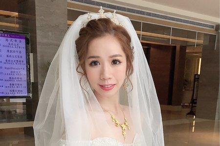 姻君新娘婚宴現場