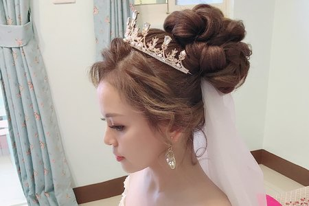 新娘婚宴現場-沂樺