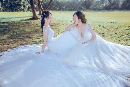 台南凱驛莎 時尚婚紗 │ 晴鈺&秀璇