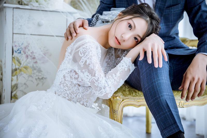 線上備婚X凱驛莎2021快閃婚紗寫真作品