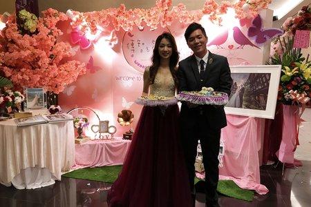 神岡 政義餐廳 粉色背版