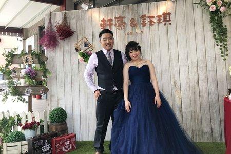 新林餐廳婚禮佈置