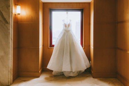 [Wedding] 家宏&品萱 單宴客|高雄麗尊酒店