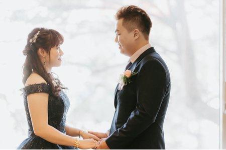 [Wedding] 奕學&思妤 單宴客|高雄寒軒和平店