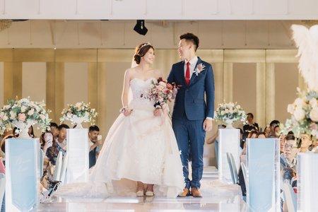 [Wedding] 健哲&香伶 儀式晚宴|台南玄饌會館