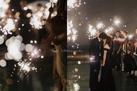 [Wedding] 義大酒店夢之湖 戶外婚禮