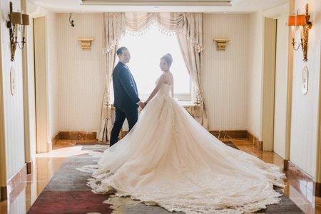 [Wedding] 棋&媛 迎娶午宴 漢來本館